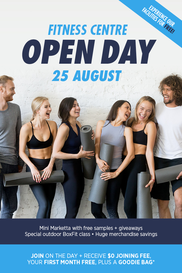 Southport Sharks Health + Fitness_Open_Day