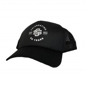 Sharks 60yr hat (Black)