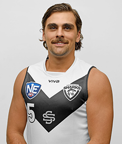 2018 Southport sharks NEAFL Andrew Boston