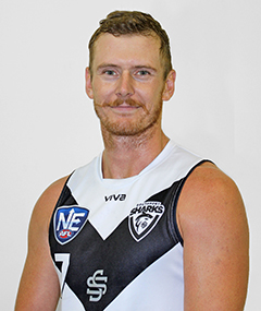 2018 Southport sharks NEAFL Ryan Davis