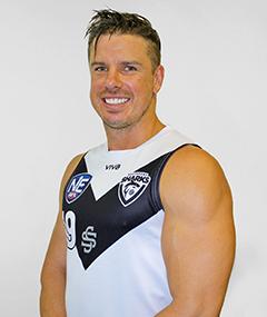 2018 southport sharks NEAFL Josh Baxter