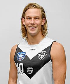 2018 Southport sharks NEAFL Josh Clayton