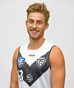 2018 Southport sharks NEAFL Tom Ellard