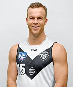 2018 Southport sharks NEAFL Jordan Taylor