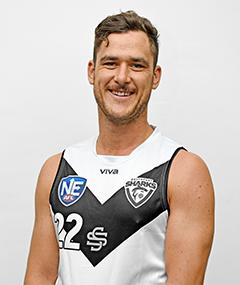 2018 Southport sharks NEAFL Jayden Young