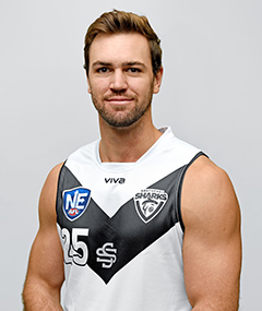 2018 Southport sharks NEAFL Fraser Thurlow