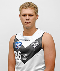 2018 Southport sharks NEAFL Cody Filewood