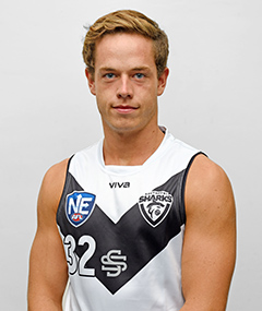 2018 Southport sharks NEAFL Tom Wilkinson