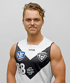 2018 Southport sharks NEAFL Charlie Ford