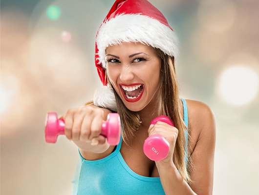 Gift Fitness this Christmas