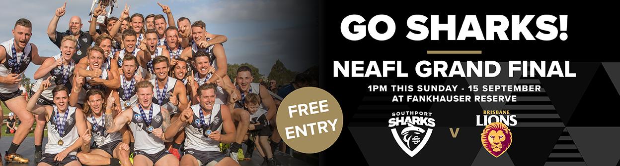 NEAFL Grand Final 2019 Southport Sharks