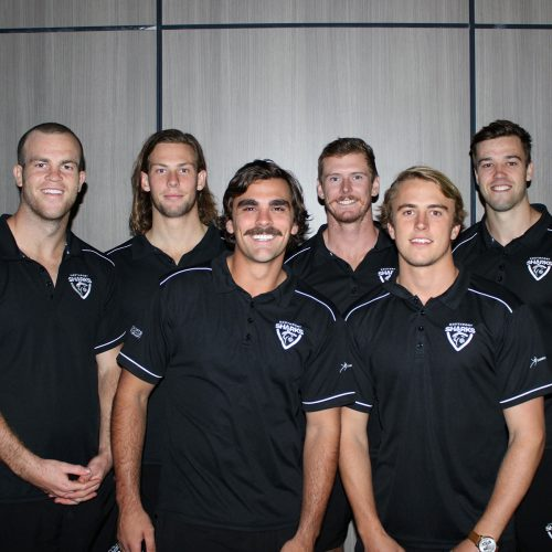 Southport Sharks NEAFL Leadership Group 2018
