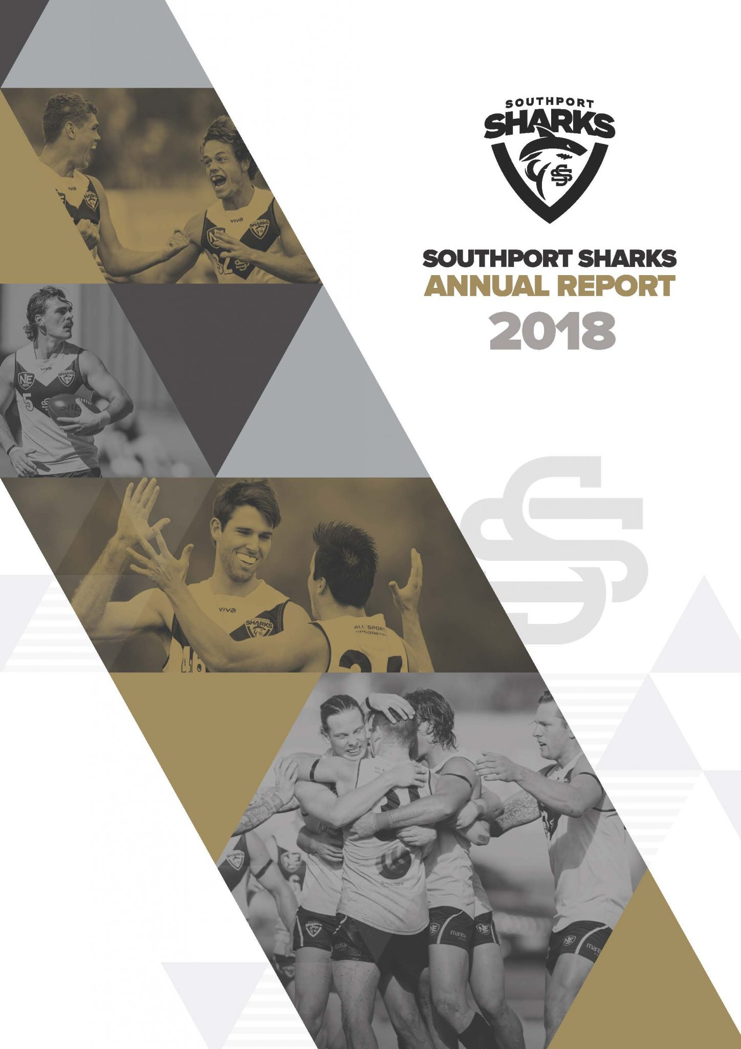 Southport Sharks 2018 Annual Report