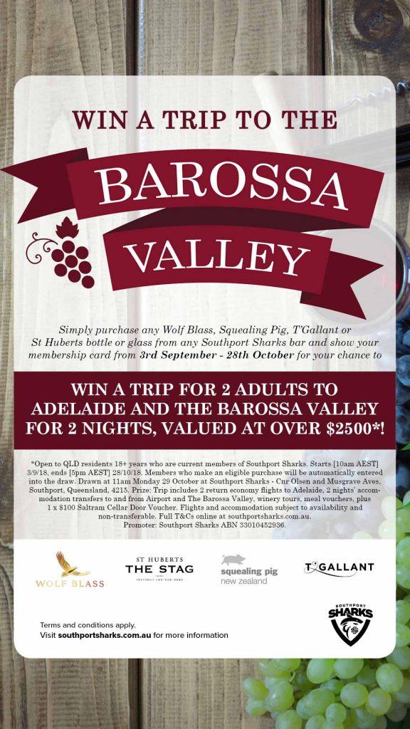 Treasure Wine Competition