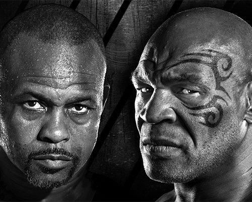 Tyson vs Jones at Mackenzie's Sports Bar