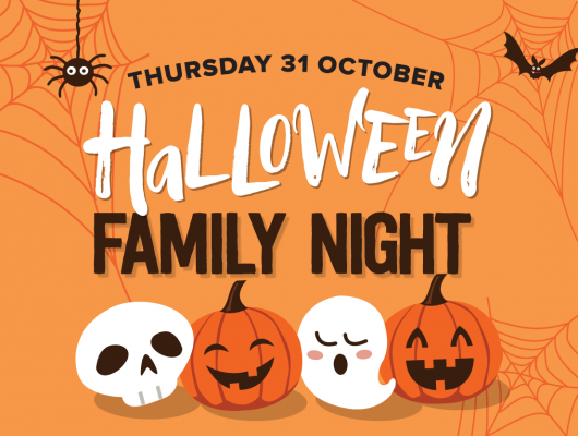 Halloween Family Night at Frenzy's