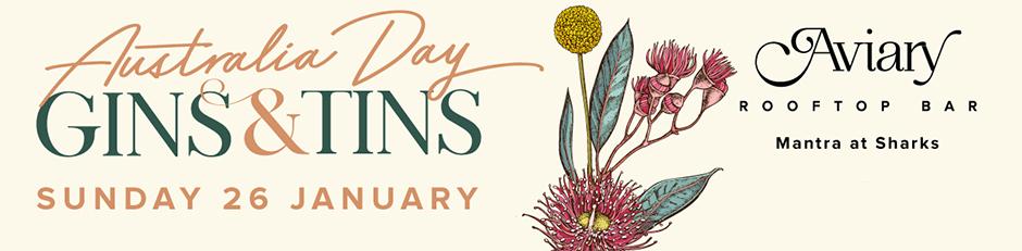 Australia Day Gins & Tins