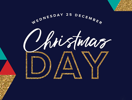 Christmas Day at Sharks 2019