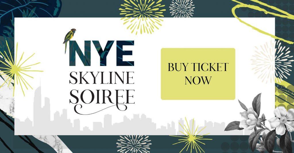 Aviary Skyline Soiree NYE Buy Ticket Now