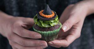 Halloween Cupcakes Blog