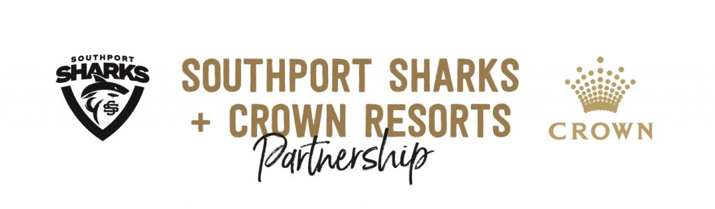 Southport Sharks Access Rewards Program with Crown Resorts Partnership